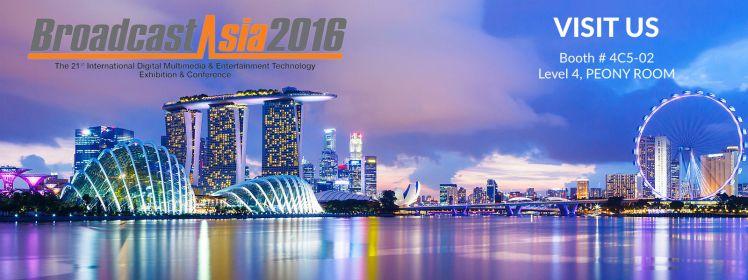 broadcast asia 2016 singapore